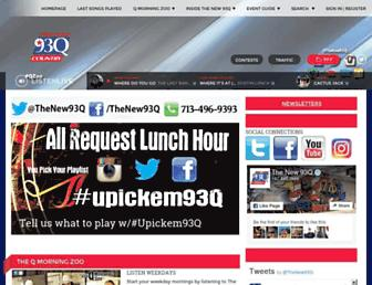 Thumbshot of Thenew93q.com
