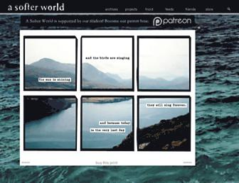 Thumbshot of Asofterworld.com