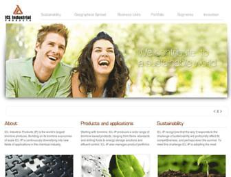 icl-ip.com screenshot
