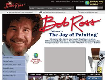 Thumbshot of Bobross.com