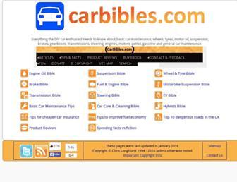 carbibles.com screenshot
