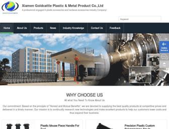 gc-manufactures.com screenshot