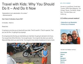 mylittlenomads.com screenshot