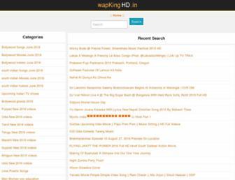 wapkinghd.in screenshot