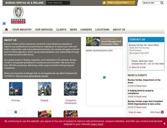 bureauveritas.co.uk screenshot