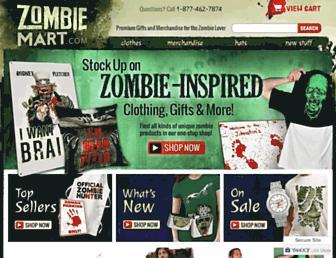zombiemart.com screenshot