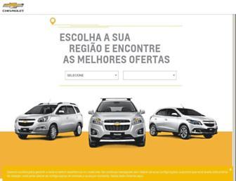 Thumbshot of Ofertaschevrolet.com.br