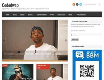 codedwap.ng screenshot