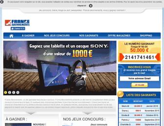 Thumbshot of France-abonnements.fr