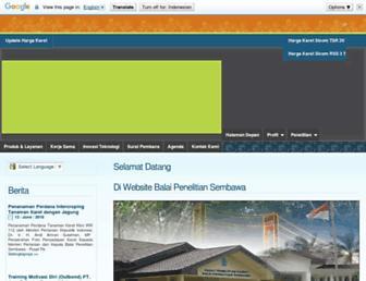 balitsembawa.com screenshot