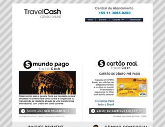 Thumbshot of Travelcash.com.br