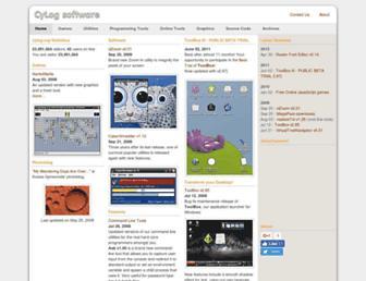 cylog.org screenshot