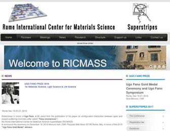 ricmass.eu screenshot