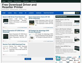 devsdriver.com screenshot