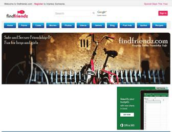 Thumbshot of Findfriendz.com