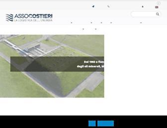 assocostieri.it screenshot