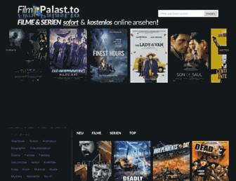 Thumbshot of Filmpalast.to
