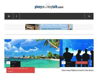 pinoymoneytalk.com screenshot