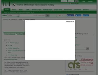 11v11.com screenshot