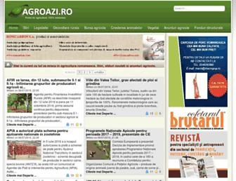 agroazi.ro screenshot
