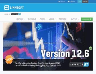 linnsoft.com screenshot