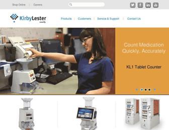 kirbylester.com screenshot