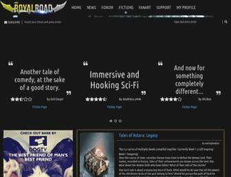 Thumbshot of Royalroadl.com