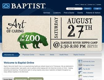 baptistonline.org screenshot