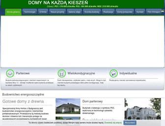 Thumbshot of Domyprefabrykowane.com