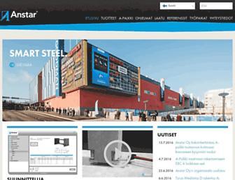 anstar.fi screenshot