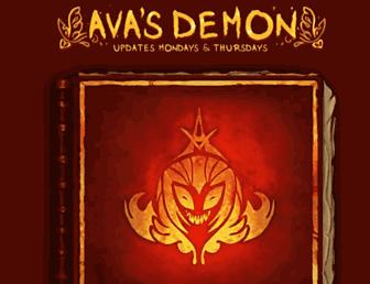 Thumbshot of Avasdemon.com