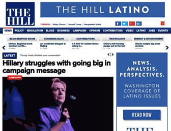 Thumbshot of Thehill.com