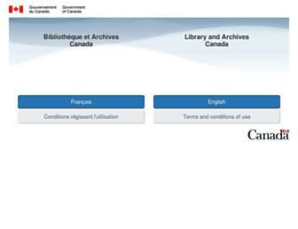 bac-lac.gc.ca screenshot