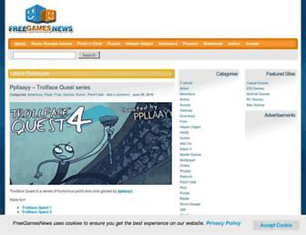 freegamesnews.com screenshot