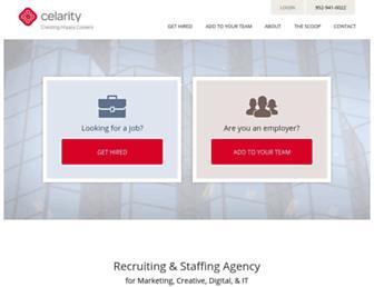celarity.com screenshot