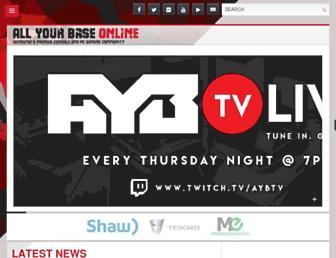 aybonline.com screenshot