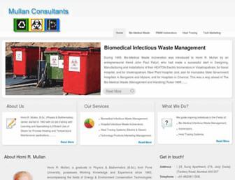 mullanconsultants.com screenshot