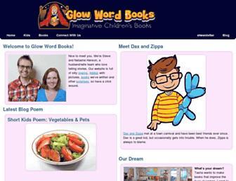 glowwordbooks.com screenshot