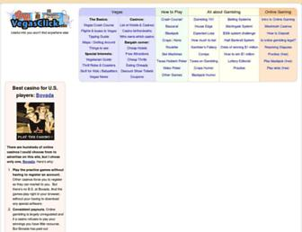 Thumbshot of Vegasclick.com