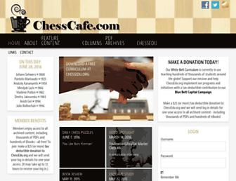 Thumbshot of Chesscafe.com