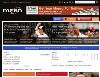 Thumbshot of Masnsports.com