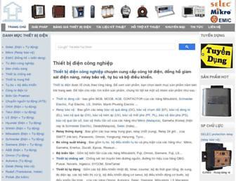 dien-congnghiep.com screenshot