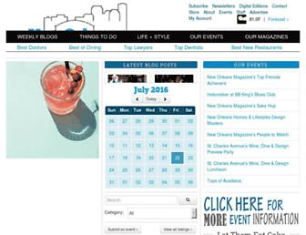myneworleans.com screenshot