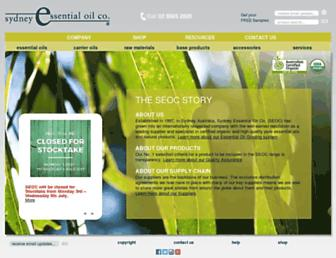 seoc.com.au screenshot