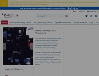 didactum-security.com screenshot