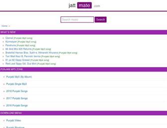 jattmate.com screenshot