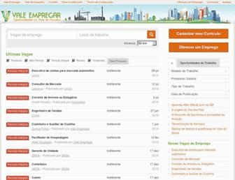 Thumbshot of Valeempregar.com.br