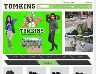 tomkins.id screenshot