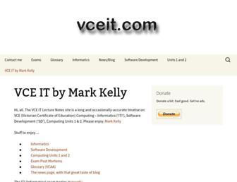 vceit.com screenshot