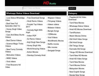 hdbuddy.com screenshot